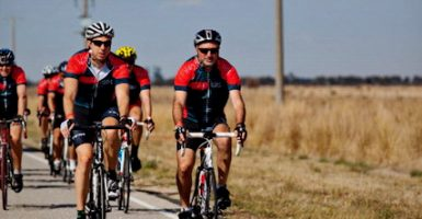 Children's Cancer Foundation – Murray to Moyne Charity Bike Ride