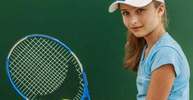 Maximising the success of junior tennis