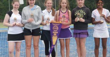 Junior Winners 2013